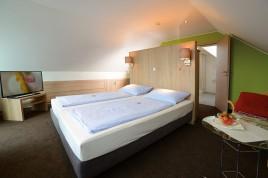 Doppelzimmer Komfort Penthouse